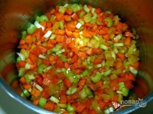 Суп-пюре из цветной капусты с куркумой - фото шаг 4