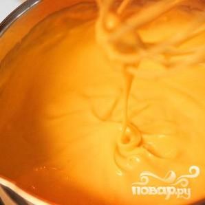 Макароны с фаршем, помидорами и сырным соусом - фото шаг 7