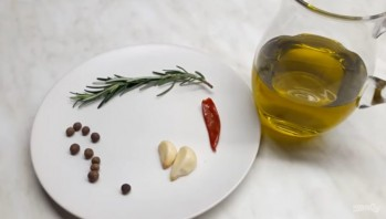 Пряная салатная заправка - фото шаг 1