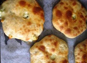 Осетинский пирог в духовке - фото шаг 4