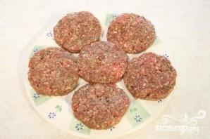 Чизбургеры с говядиной, беконом и сыром - фото шаг 3