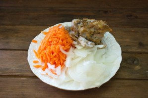 Мясное рагу с баклажанами - фото шаг 4