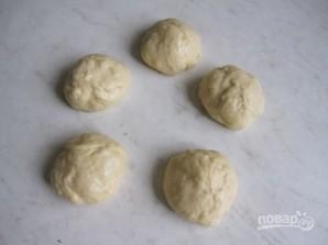 Жареные пирожки с вареньем - фото шаг 5