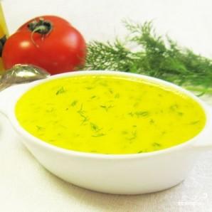 Чесночный соус с болгарским перцем - фото шаг 6