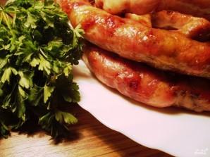 Домашняя колбаса из индейки в кишке - фото шаг 9