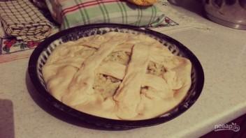 Пирог с картошкой - фото шаг 3