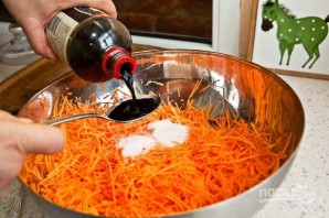 Морковный салат по-корейски - фото шаг 4