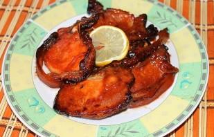 Мясо с медом в духовке - фото шаг 4