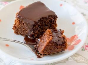 Торт медово-шоколадный - фото шаг 11