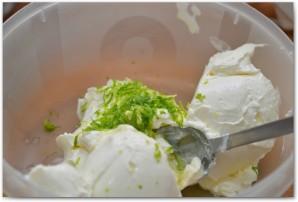 Вишневый чизкейк без выпечки - фото шаг 11