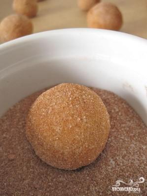 Печенье с корицей Сникердудлз - фото шаг 5