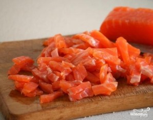 Суп из лосося - фото шаг 6