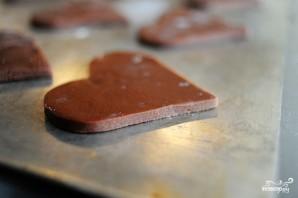 Печенье на день влюбленных - фото шаг 8