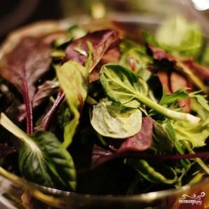 Салат с тунцом и яйцом - фото шаг 4