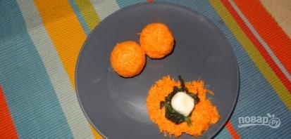 Морковные шарики - фото шаг 2