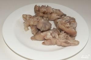 Свиные ножки по-армянски - фото шаг 5