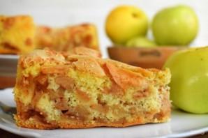 Шарлотка с яблоками (мастер-класс) - фото шаг 12