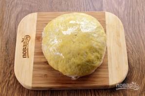 Штрудель со свеклой, сыром и шпинатом - фото шаг 1