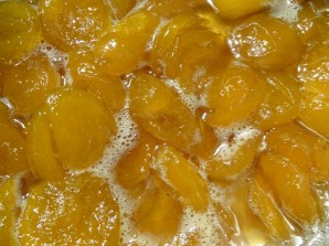 Варенье из абрикосов без косточек - фото шаг 4