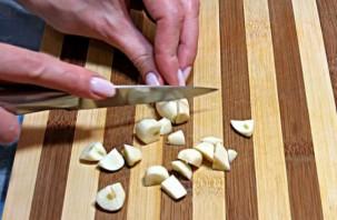 Салат из цветной капусты по-корейски - фото шаг 5