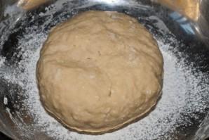 Тонкое тесто для пельменей - фото шаг 3
