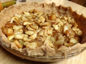 Овсяный пирог с грушей - фото шаг 7