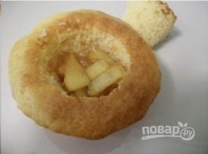 Кексы с яблочной начинкой - фото шаг 6