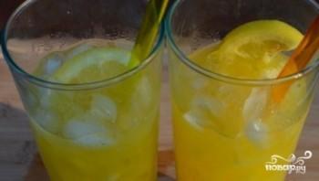 Коктейль с лимончелло - фото шаг 2