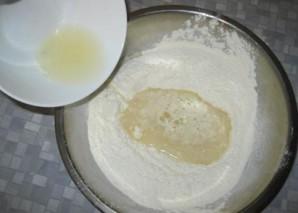 Тесто для мантов рецепт классический - фото шаг 4
