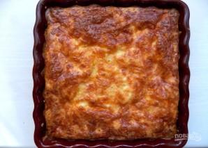 Насыпной сырный пирог - фото шаг 6
