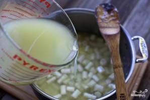 Суп из белой спаржи - фото шаг 3