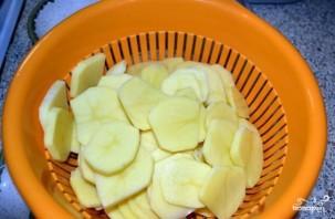 Хрустящий картофель в духовке - фото шаг 2