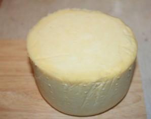 Сыр швейцарский в домашних условиях - фото шаг 4