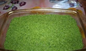 Семга с брокколи в духовке - фото шаг 7