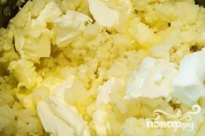 Сливочное картофельное пюре - фото шаг 3