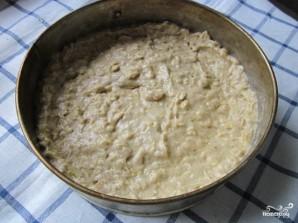 Тыквенный пирог с медом - фото шаг 7