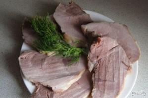 Отварная свинина - фото шаг 4