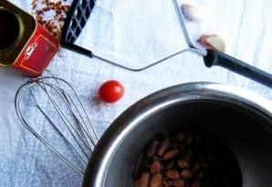 Вегетарианская колбаса в домашних условиях - фото шаг 1