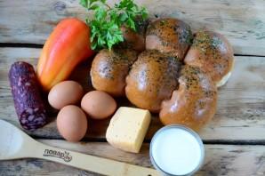 Булочки на завтрак - фото шаг 1