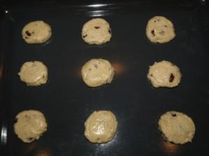 American cookies - фото шаг 7