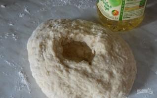 Бездрожевое тесто на пирожки - фото шаг 3