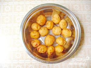 Запеченный молодой картофель - фото шаг 1