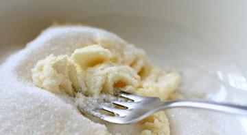 Тесто для орешков со сгущенкой - фото шаг 2