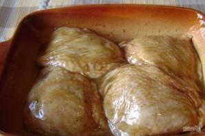 Куриные бедрышки в духовке - фото шаг 6