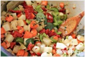 Говяжьи ребрышки в красном винном соусе - фото шаг 2