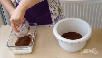Очень вкусный шоколадный пирог - фото шаг 3