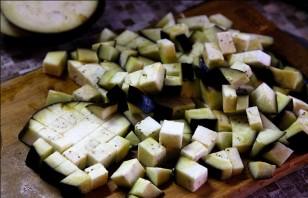 Печень с болгарским перцем - фото шаг 2