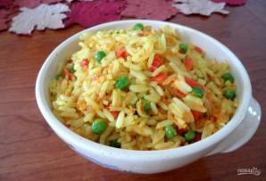 Рис басмати с овощами - фото шаг 4