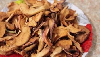 Варенье из сушеных яблок - фото шаг 2