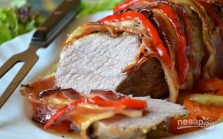 Мясо в духовке куском - фото шаг 8